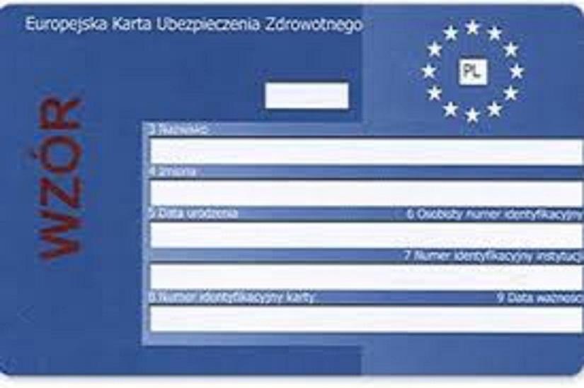 Mimo ograniczeń wyjazdów zagranicznych ponownie załatwisz kartę EKUZ.