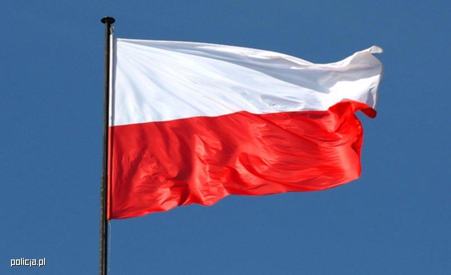 Flagę wywieszaj, ale prawidłowo. Czy wiesz jak?