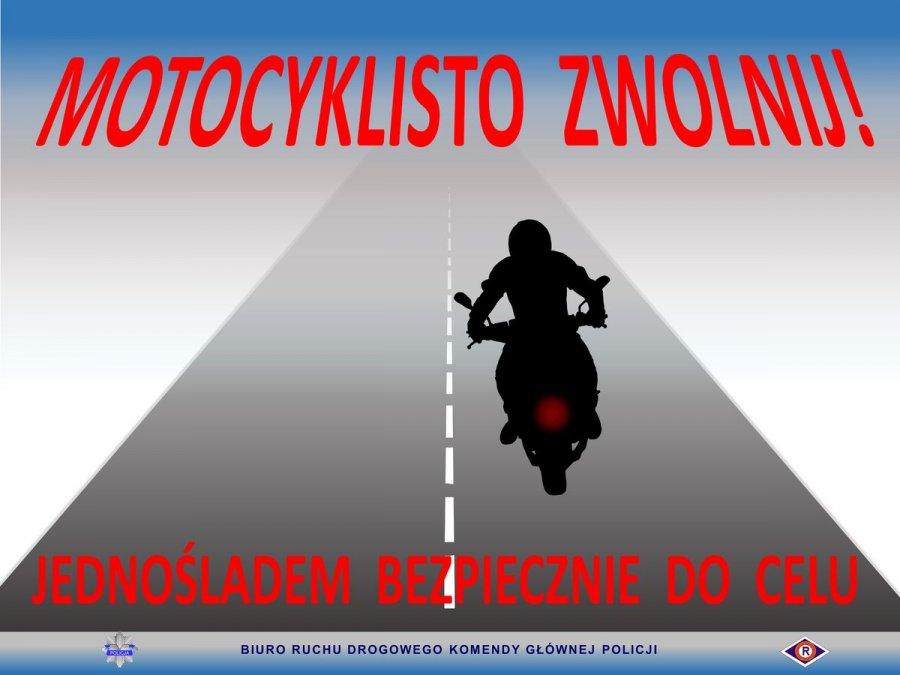 """""""Motocykle"""" – weekendowa akcja policyjna"""